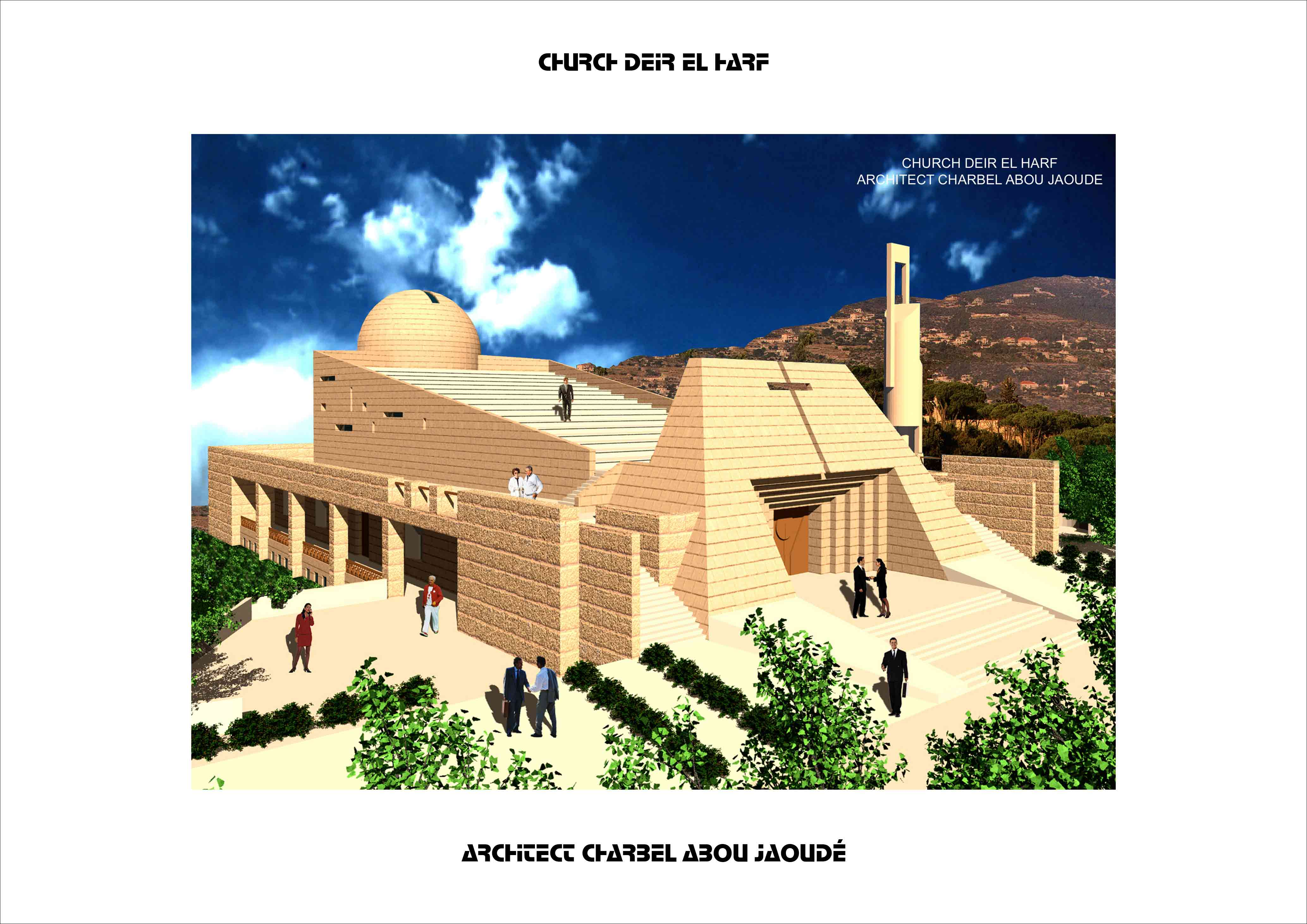 Charbel Abou Jaoude